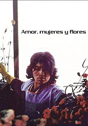 amor mujeres flores