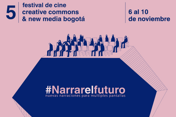 festival cine creative commons and new media bogota