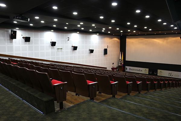 Auditorio Fundadores