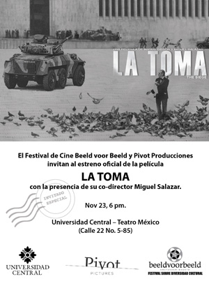 11 25 2011 documental la toma en el teatro mexico
