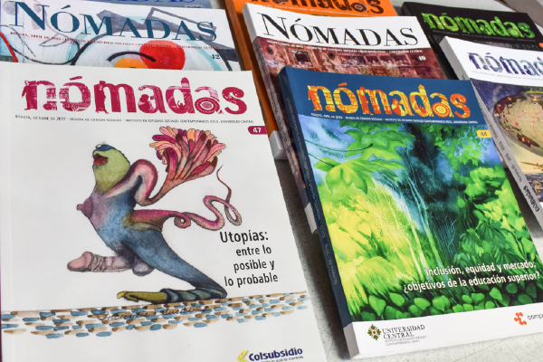 Revista Nómadas, incluida en la base de datos Scopus