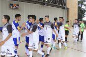 En fútbol sala la UC se enfrentó al equipo de la Escuela de Ingeniería