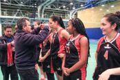 El equipo femenino alcanzó el subcampeonato en baloncesto