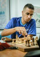 Juan Carlos Guerrero de la EAFIT, uno de los mejores tableros