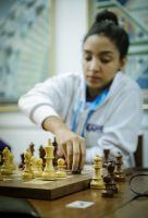 La campeona nacional, Melissa Castrillón