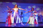 Taller de Danza Árabe-Universidad Central