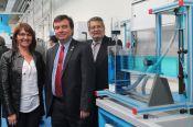 Instalaciones del nuevo Laboratorio de Desarrollo Tecnol&oacutegico.