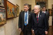 Exposici&oacuten La violencia: denuncia como contribuci&oacuten a la paz, de Fernando S&aacutenchez Torres