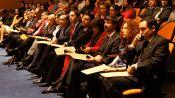 Docentes y funcionarios administrativos galardonados