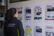 Exposici&oacuten Noticentral: Hemos llegado a los 50 n&uacutemeros