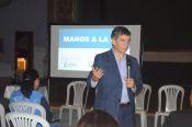 Rafael Pardo se mostró crítico frente a la centralización en Colombia