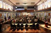 La Universidad Central celebró sus primeros 50 an&ntildeos