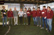 Ganadores del Torneo Deportivo 50 Años UC