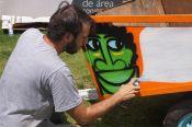 Thiago Mundano es conocido por su proyecto Pimp my Carroça