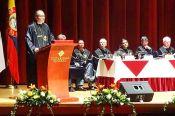 Primera ceremonia de grados UC 2017